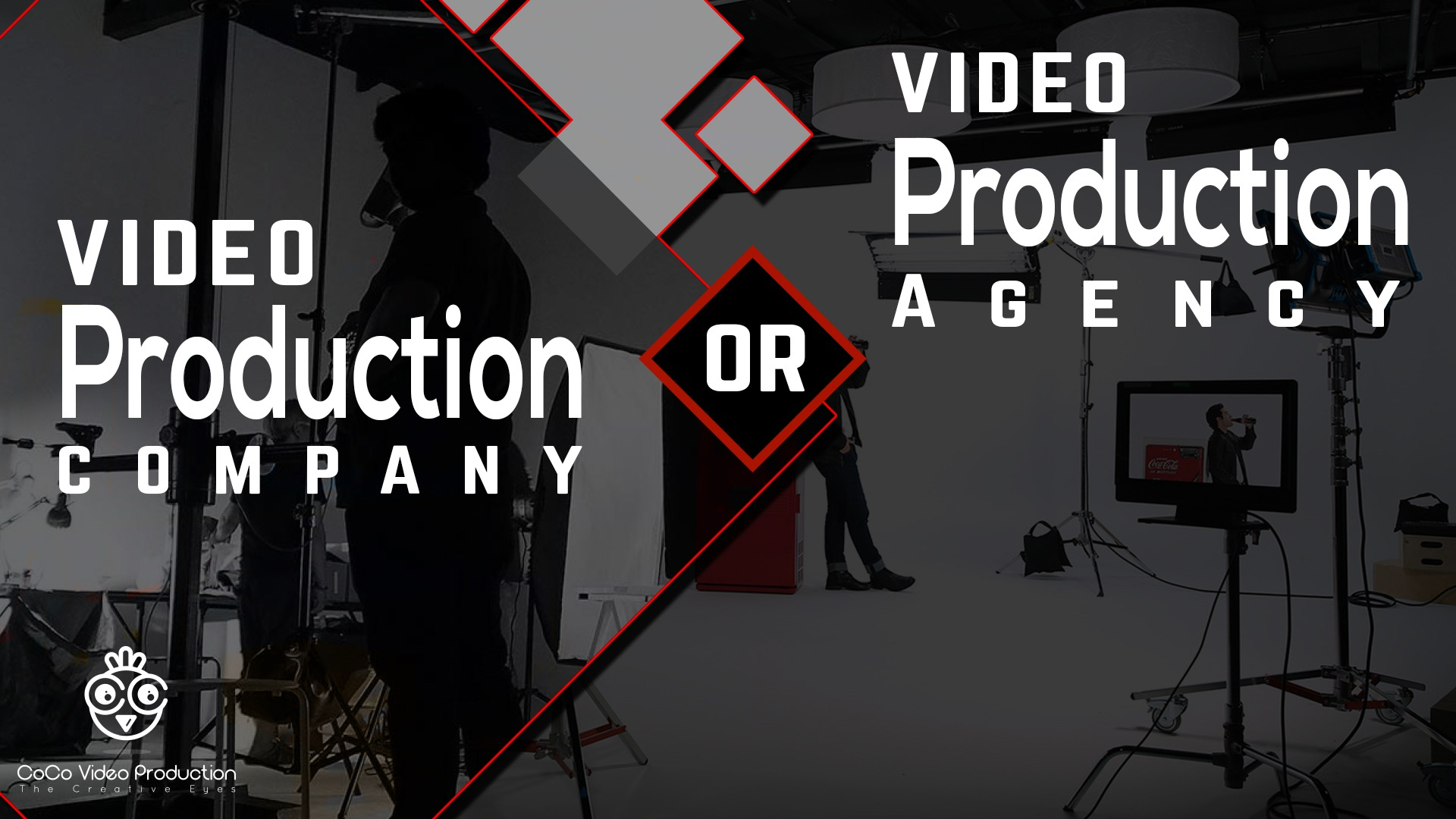 Video Production Company or Video Production Agency - Explainer Video and Animation Company